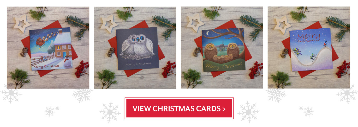 Christmas Cards | Lucy Pittaway