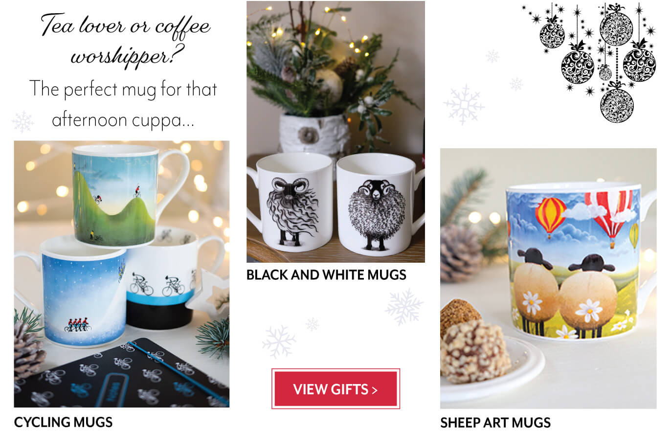 Christmas gifts | Lucy Pittaway