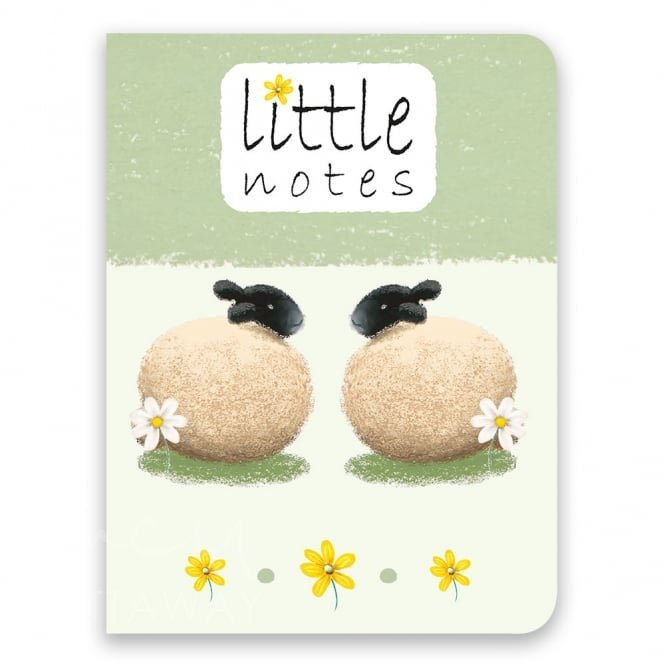 A6 Sheep & Daisy 'Little Notes' Notebook