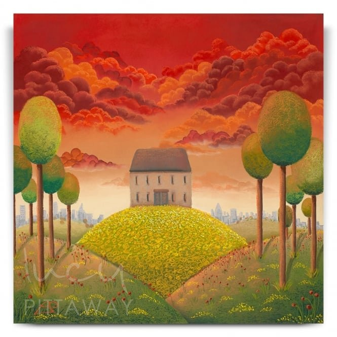 Country Life (Canvas)