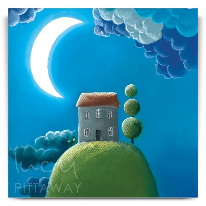 Lucy Pittaway Always Dreaming Greetings Card