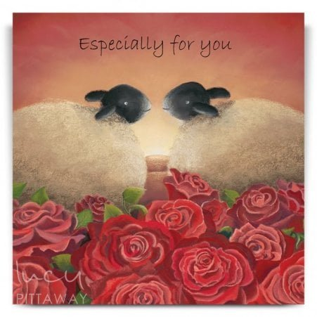 Ewe Are The One Greetings Card