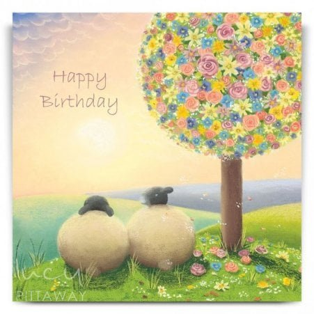 Greetings cards artwork greetings cards lucy pittaway falling for ewe greetings card m4hsunfo