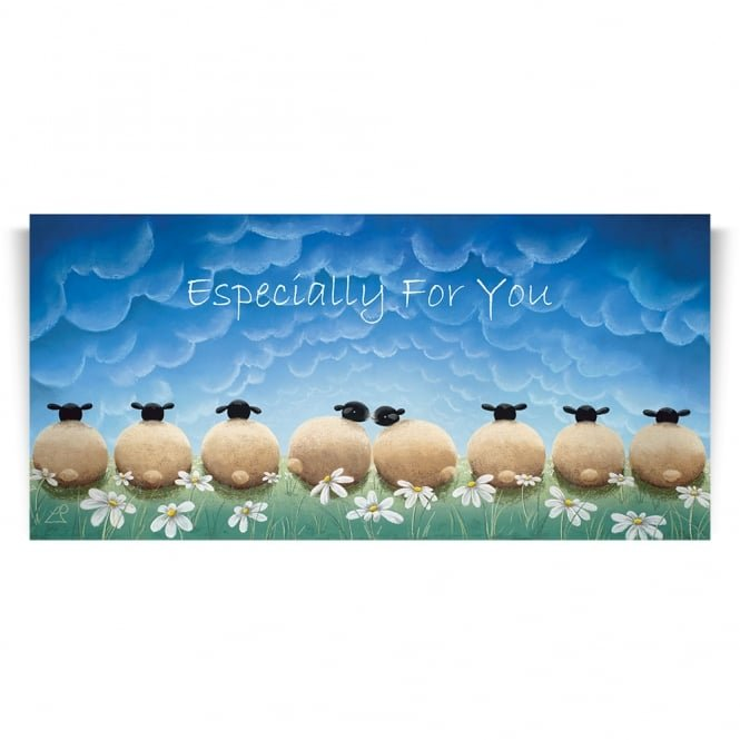 Lucy Pittaway Its' Always Been You Greetings Card