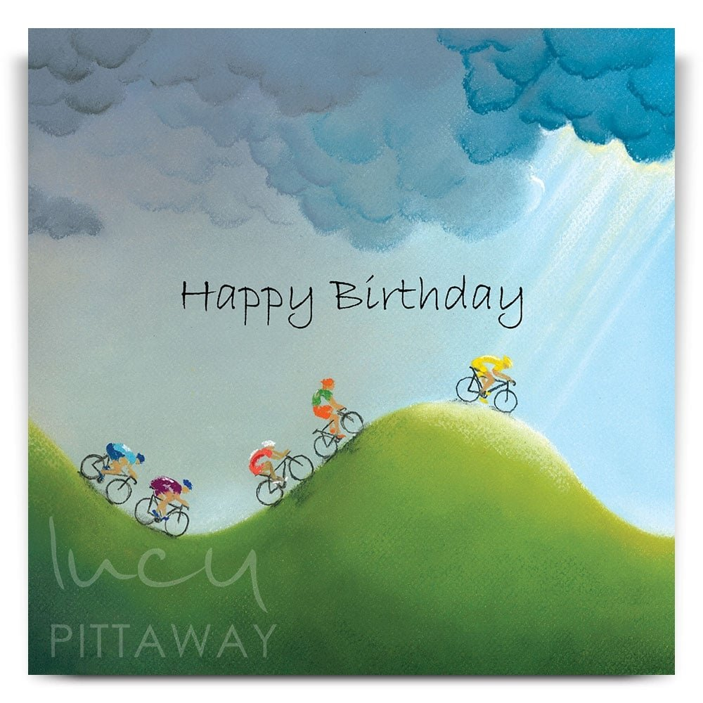 Lucy pittaway slippery when wet greetings card greetings cards slippery when wet greetings card m4hsunfo Image collections