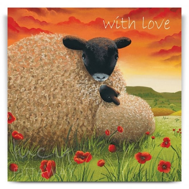 Lucy Pittaway Tender Love Greetings Card