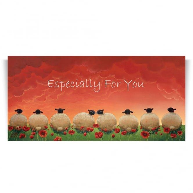 Lucy Pittaway Warm Love Greetings Card